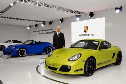2011 Porsche Cayman R 57