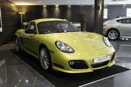 2011 Porsche Cayman R 58