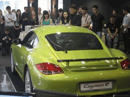 2011 Porsche Cayman R 60