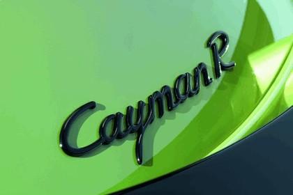 2011 Porsche Cayman R 93