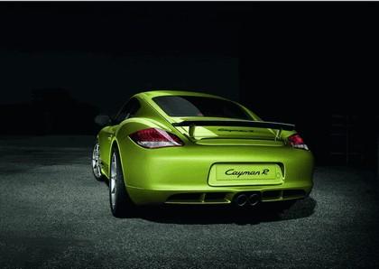 2011 Porsche Cayman R 105