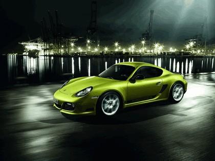 2011 Porsche Cayman R 108