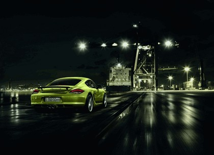 2011 Porsche Cayman R 112