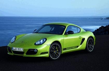 2011 Porsche Cayman R 114
