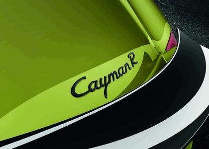 2011 Porsche Cayman R 121