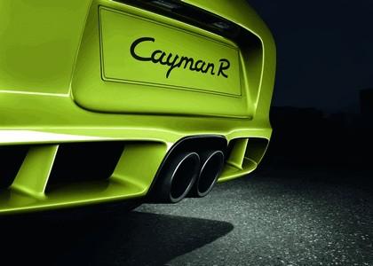 2011 Porsche Cayman R 122