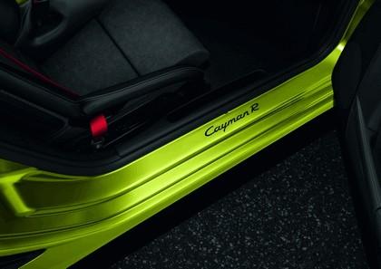2011 Porsche Cayman R 123