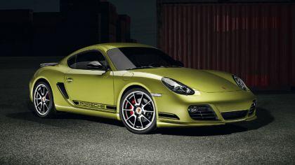 2011 Porsche Cayman R 7