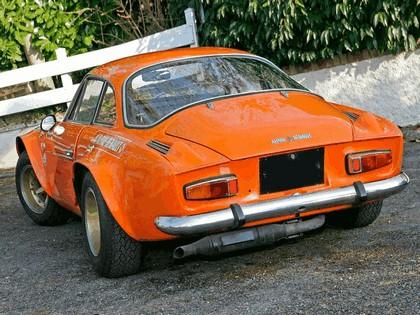 1970 Alpine A110 1600S Group 4 2