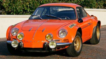 1970 Alpine A110 1600S Group 4 7