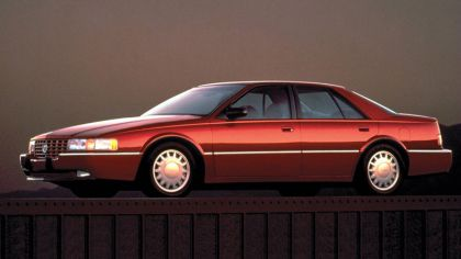 1992 Cadillac Seville STS 8