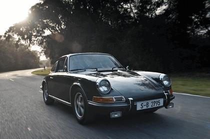 1970 Porsche 911 S 2.2 11