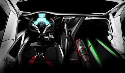 2011 Bertone B99 GT concept 7