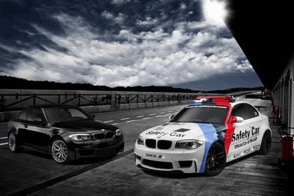 2011 BMW 1er M coupé - MotoGP safety car 1