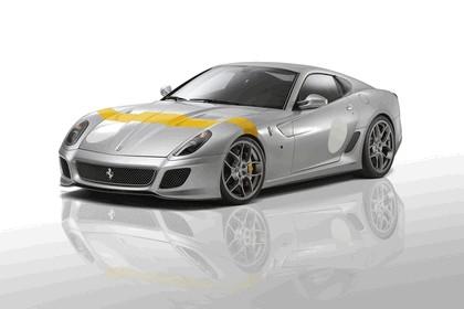 2011 Ferrari 599 GTO by Novitec Rosso 1
