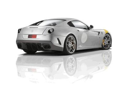 2011 Ferrari 599 GTO by Novitec Rosso 2