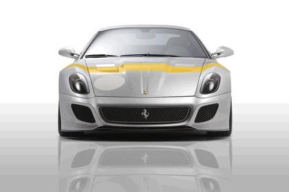 2011 Ferrari 599 GTO by Novitec Rosso 3