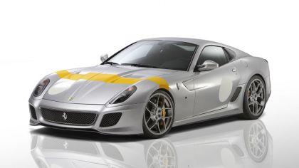 2011 Ferrari 599 GTO by Novitec Rosso 8