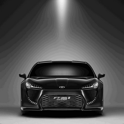 2011 Toyota FT-86 II concept 2