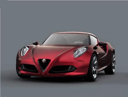 2011 Alfa Romeo 4C concept 1