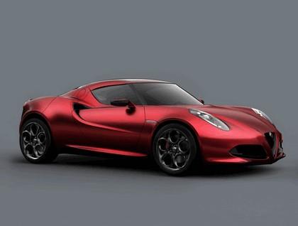 2011 Alfa Romeo 4C concept 2