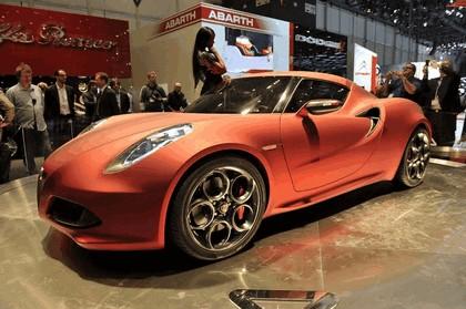 2011 Alfa Romeo 4C concept 5