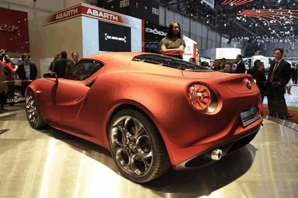 2011 Alfa Romeo 4C concept 6