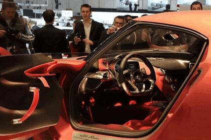2011 Alfa Romeo 4C concept 8