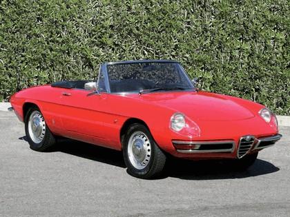 1966 Alfa Romeo Spider Duetto 1