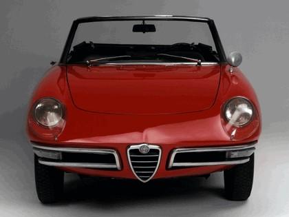 1966 Alfa Romeo Spider Duetto 4