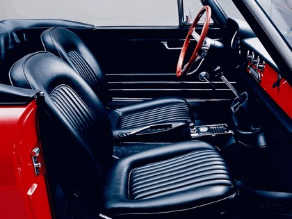 1966 Alfa Romeo Spider Duetto 10