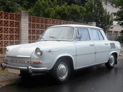 1966 Skoda 1000 MB 710 2
