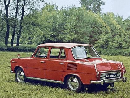 1966 Skoda 1000 MB 710 3