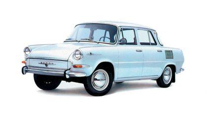 1966 Skoda 1000 MB 710 9