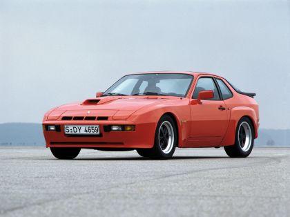 1981 Porsche 924 ( 937 ) Carrera GT 1