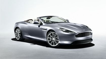 2011 Aston Martin Virage convertible 9