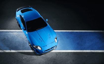 2011 Jaguar XKR-S 4