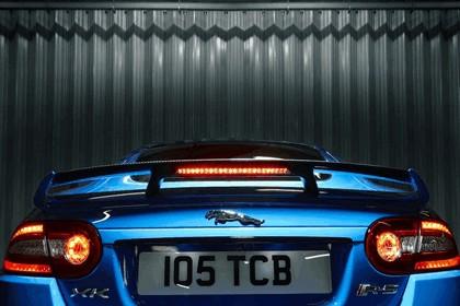 2011 Jaguar XKR-S 8