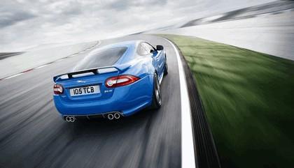 2011 Jaguar XKR-S 11