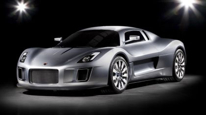 2011 Gumpert Tornante by Touring 7