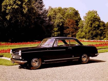 1960 Peugeot 404 coupé 1