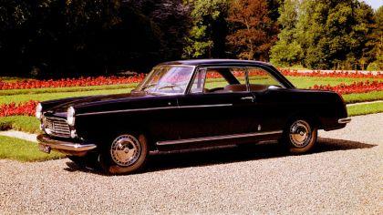 1960 Peugeot 404 coupé 3