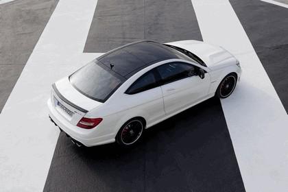2011 Mercedes-Benz C63 AMG coupé 27