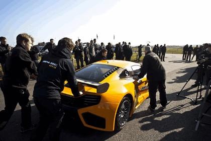2011 McLaren MP4-12C GT3 3