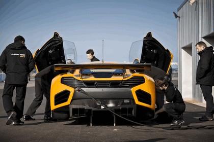 2011 McLaren MP4-12C GT3 4