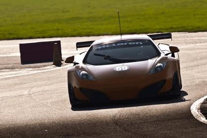 2011 McLaren MP4-12C GT3 5