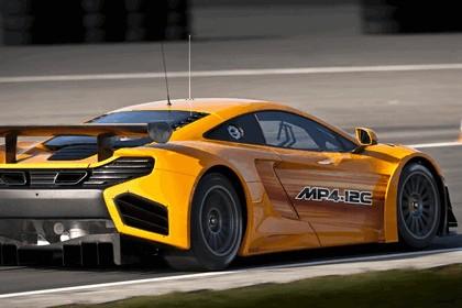 2011 McLaren MP4-12C GT3 7