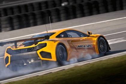 2011 McLaren MP4-12C GT3 8