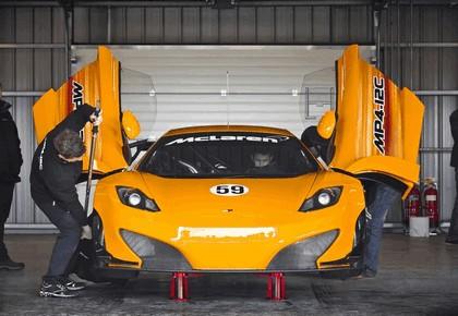 2011 McLaren MP4-12C GT3 9