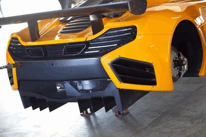 2011 McLaren MP4-12C GT3 12